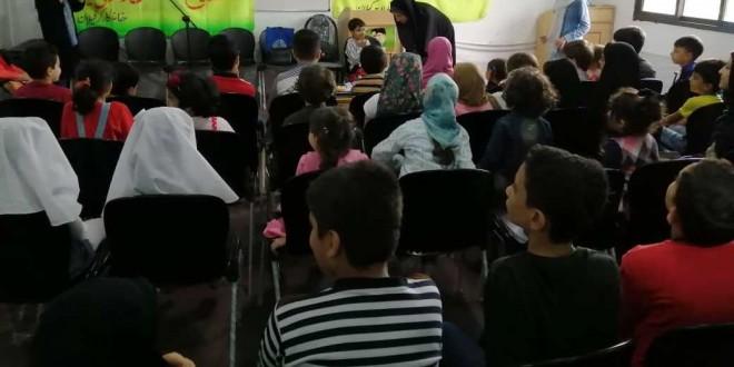 برگزاری مراسم تقدیر از نفرات برتر دوره های آموزشی قرآن کریم با اهدای جوایز در سالن اجتماعات خانه کارگر