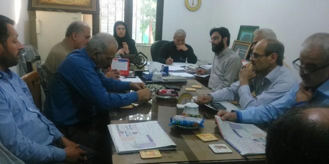تشکیل کانون انجمن صنفی کارگران ساختمانی استان گیلان