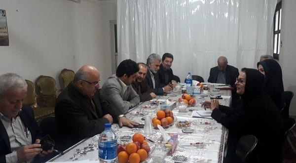 جلسه ستاد بزرگداشت هفته کارگر شهرستان رشت برگزار شد